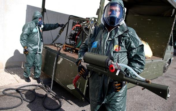 Чума XXI века: угрожает ли Эбола Украине и миру