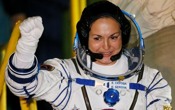 Первая за 20 лет российская женщина отправилась в космос