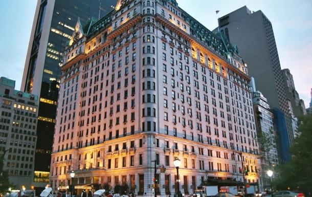 Во время визита в США Яценюк жил в самом дорогом отеле – журналист
