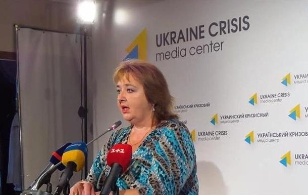 На Донбассе погибло 8000 украинских военных - правозащитница