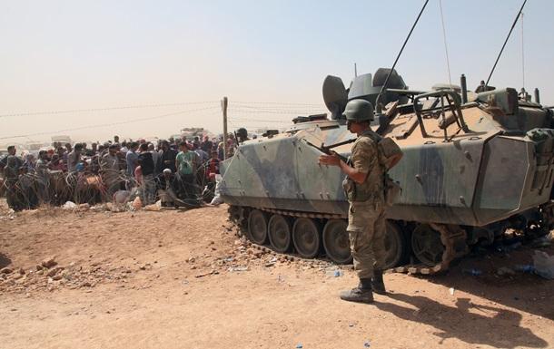 Боевики Исламского государства обстреляли территорию Турции – СМИ