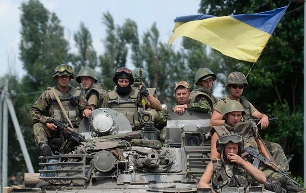 В СНБО не знают точное количество погибших украинских военных
