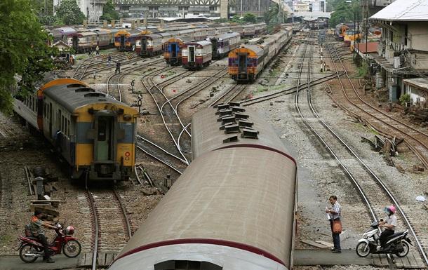 Китай выделил $27,7 млрд на железные дороги к границе с Россией