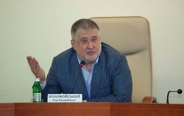 Коломойский намерен подать в Гаагский трибунал иски к России