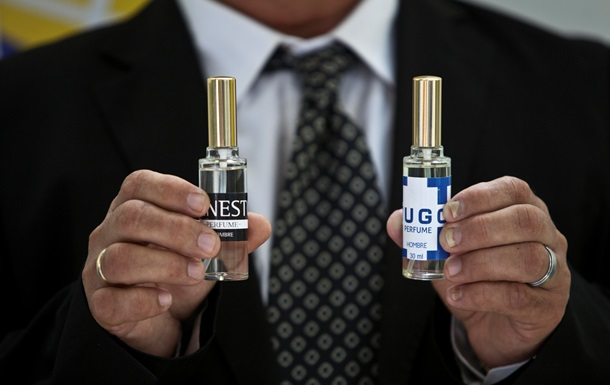 Влада Куби заборонила випуск парфумів Ернесто та Уго