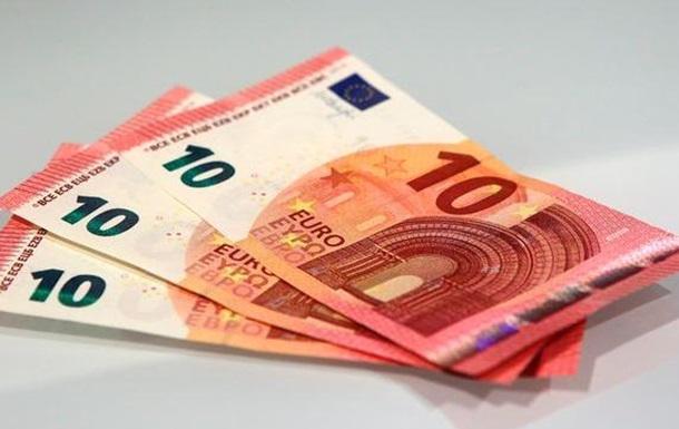 Новый дизайн 10 евро.