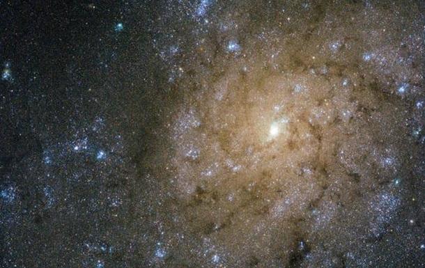 NASA показало снимок галактики с микроквазаром