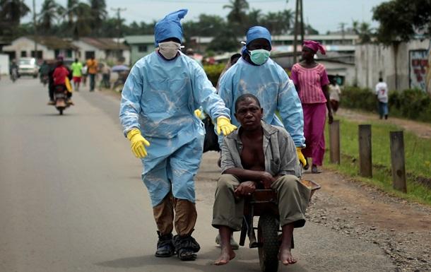 Как Европа помогает бороться с Эболой