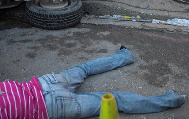 В результате артобстрела в Макеевке погиб человек