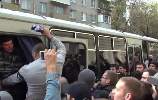 В Москве мусульмане отбили единоверца у ОМОНа
