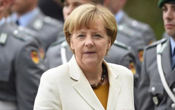 Меркель посоветовала украинцам набраться терпения в противостоянии с Россией