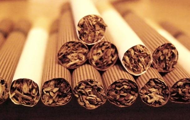 Сигареты в Украине каждый год будут дорожать на 20%