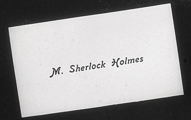 Потерянный фильм о Шерлоке Холмсе нашли во Франции
