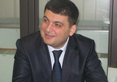 Володимир Гройсман просить власників відомих Інтернет-видань ставити  чорнуху