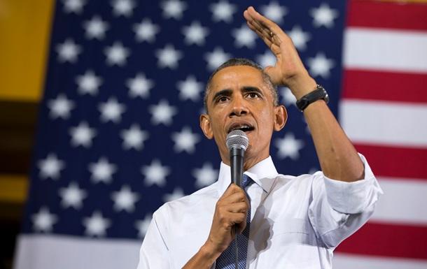 Обама уверен, что эпидемия Эбола будет остановлена