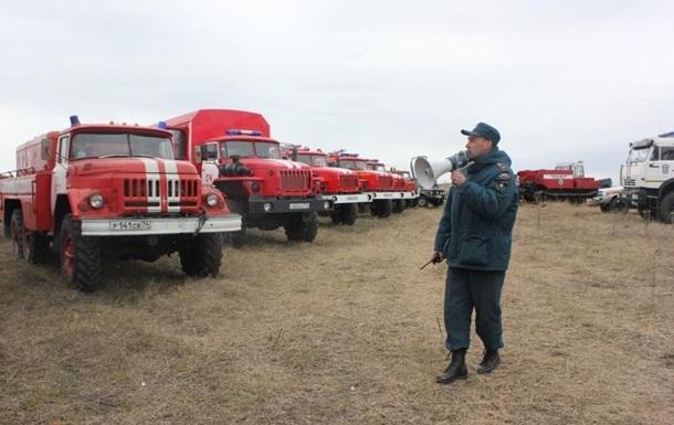 МЧС Крыма переведено на усиленный вариант несения службы