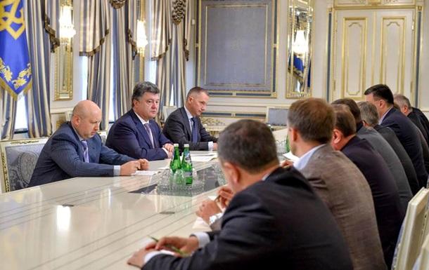 Депутаты поддерживают территориальные изменения в Луганской области