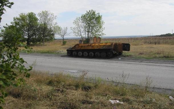 Под Саур-Могилой обнаружены тела шести украинских солдат