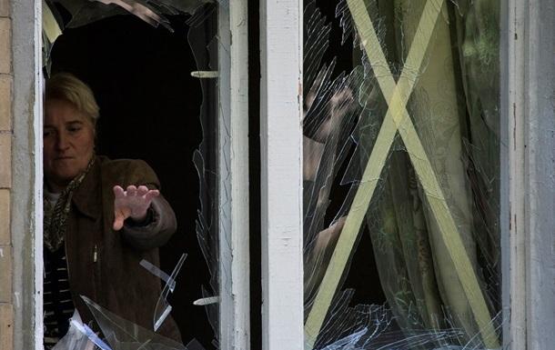Киевский район Донецка подвергся артобстрелу, есть пострадавшие - горсовет