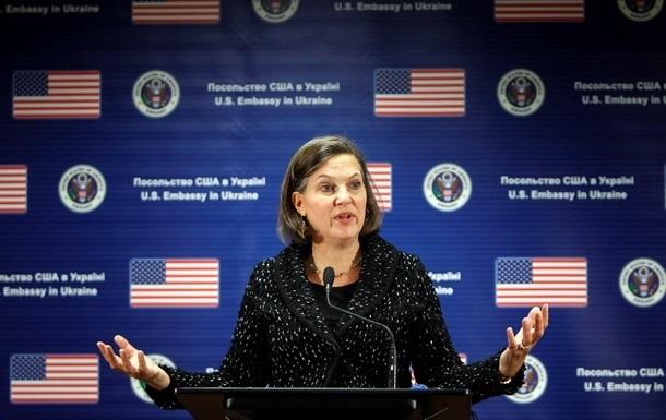 США могут снять часть санкций с России - Нуланд
