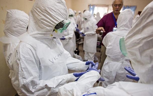 ВОЗ прогнозирует рост числа больных Эболой в Европе