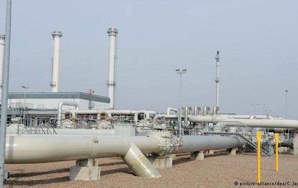 Крупнейшее газохранилище Западной Европы станет собственностью Газпрома