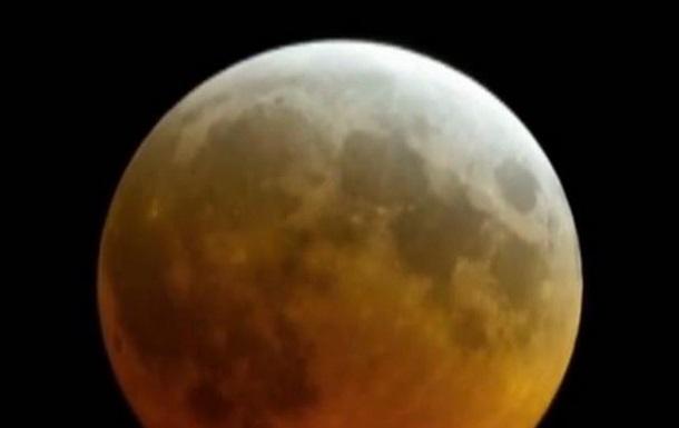 Кровавая Луна: NASA транслирует лунное затмение