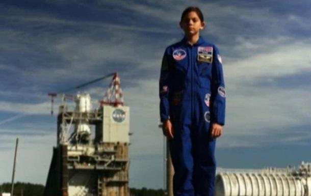 13-летняя американка готовится к полету на Марс