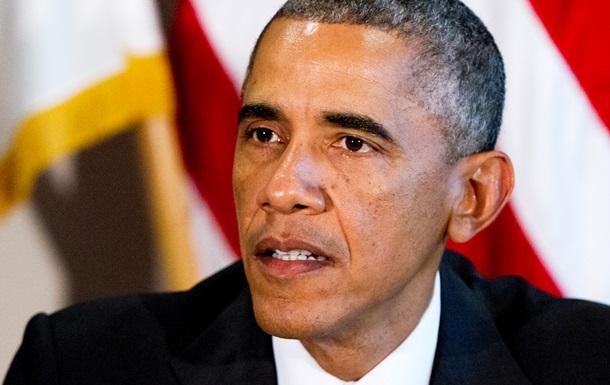 Обама признал за Китаем первенство в азиатско-тихоокеанском регионе