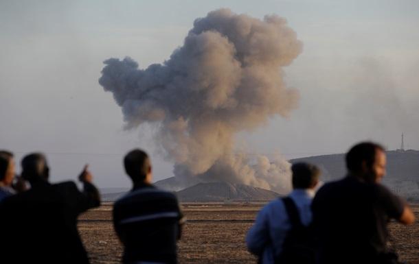 Курдские ополченцы говорят о драматичности ситуации в Кобане
