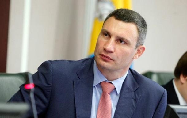 Кличко хочет остаться мэром Киева даже после выборов в Раду