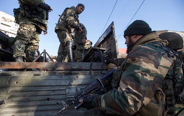 Ночью из зенитных установок сепаратисты обстреляли Счастье - штаб АТО