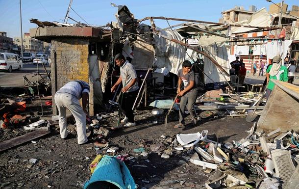 11 человек погибли в результате теракта в Багдаде
