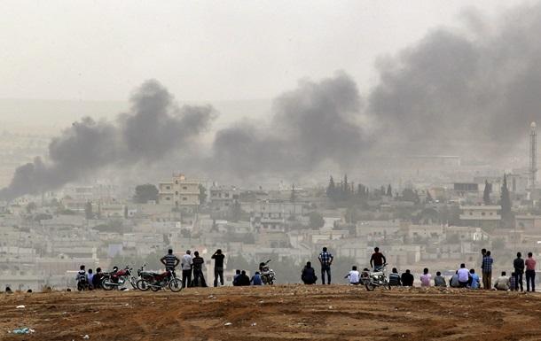 Джихадисты пытаются окружить Кобани