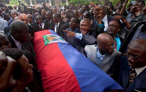 В Гаити состоялись похороны экс-президента Дювалье