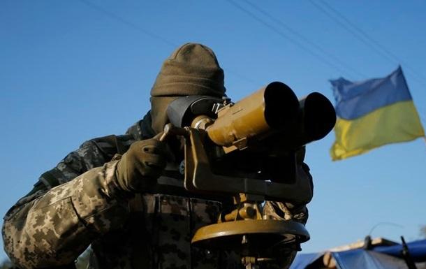 Позиции сил АТО обстреляли 36 раз, сепаратисты говорят, что отстреливались