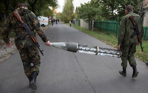 В Донецке прекратилась стрельба