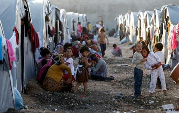Еврокомиссия выделила почти 4 миллиона евро беженцам из Кобане в Турции