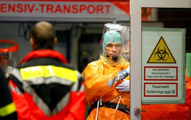 В США госпитализирован еще один человек с подозрением на Эболу