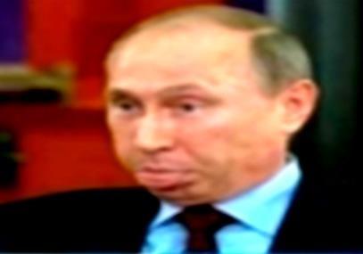 Россия газует-газует, газует-газует... и уходит в кювет