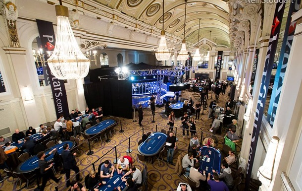 Смотрите прямую трансляцию покерного тура в Лондоне