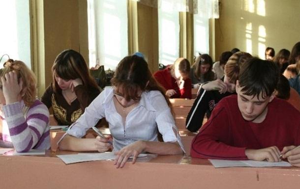 Выпускники Крыма и Донбасса получат аттестаты в других школах Украины