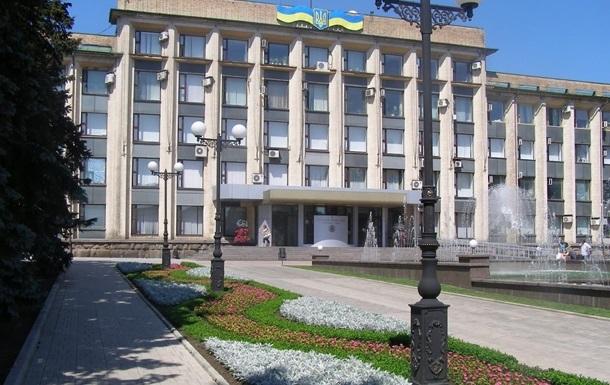 Заммэра Донецка заявляет о своем увольнении