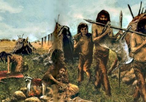 Найдавніші поселення первісної людини на території України