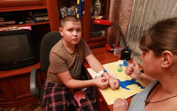 Корреспондент: Больные украинцы остались без господдержки