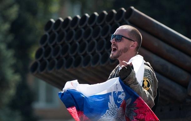 Сепаратисты не собираются отводить артиллерию с линии фронта
