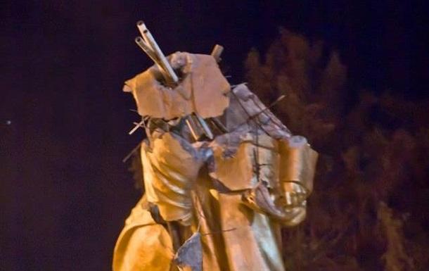 Памятник Ленину - фото