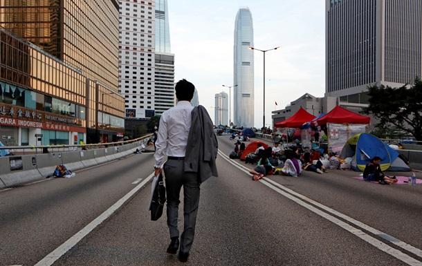 Корреспондент: Попытка революции в Гонконге