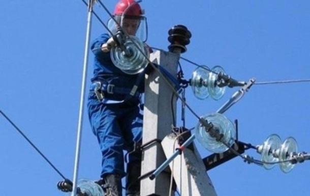 В Горловке восстановлено электроснабжение