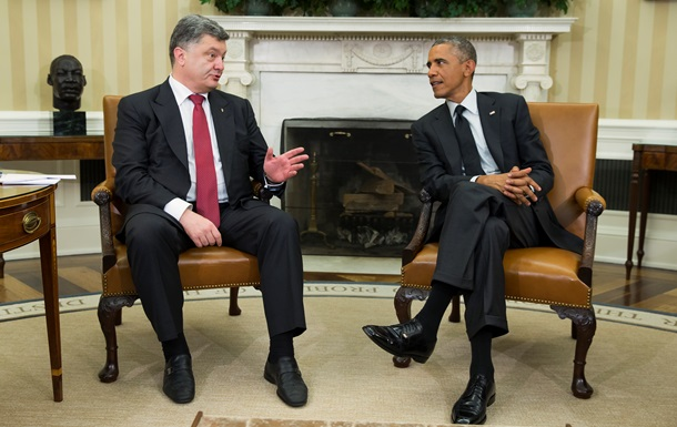 Обама и лидеры ЕС в режиме видеоконференции обсудили ситуацию на Донбассе
